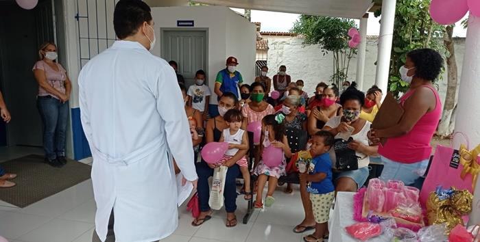 Itabela utiliza bate-papo e música como ferramentas de conscientização durante o Outubro Rosa